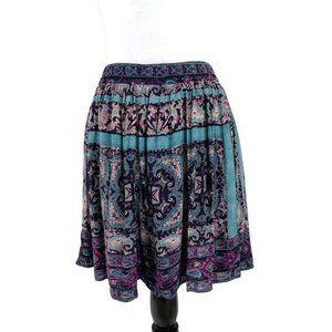 Lucky Brand Mini Circle Skirt